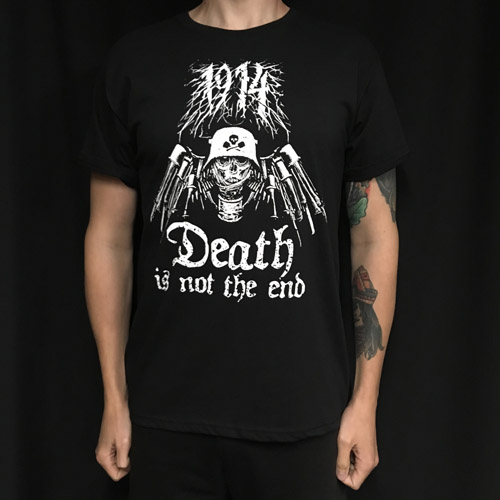 1914 - Death is not the End - T-SHIRT