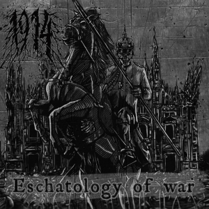 1914 - Eschatology of War - DIGI-CD