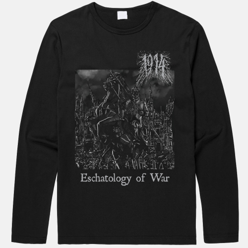 1914 - Eschatology of War - LONG-SLEEVE