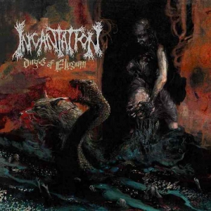 INCANTATION - Dirges of Elysium - DIGI-CD