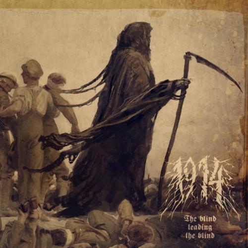 1914 - The blind leading the blind - GATEFOLD 2x12''LP