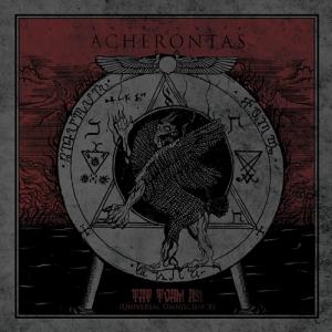 ACHERONTAS - Tat Tvam Asi - CD