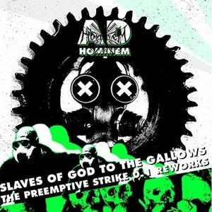 AD HOMINEM - Slaves of God to the Gallows - DIGI-CD