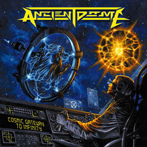 ANCIENT DOME - Cosmic Gateway to Infinity - CD