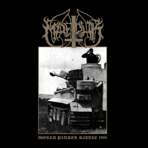 MARDUK - World Panzer Battle 1999 - DIGI-CD