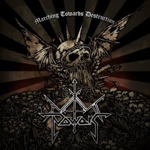 AXIS POWERS - Marching Towards Destruction - CD