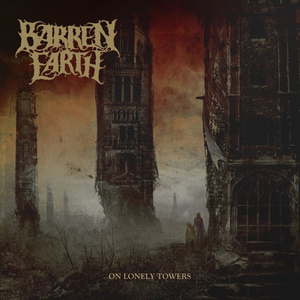 "BARREN EARTH - On Lonely Towers - GATEFOLD 2X12""LP"