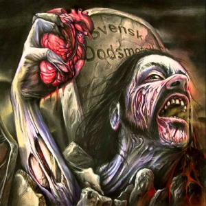 BLOOD MORTIZED - The Key to a Black Heart - CD
