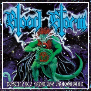 BLOOD STORM - Pestilence from the Dragonstar - CD