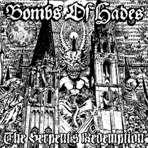BOMBS OF HADES - The Serpent's Redemption - CD