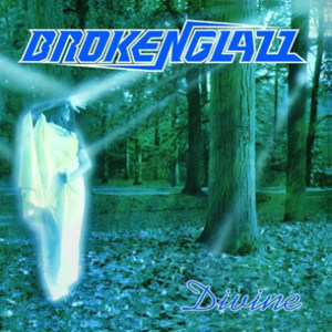 BROKEN GLAZZ - Divine - CD