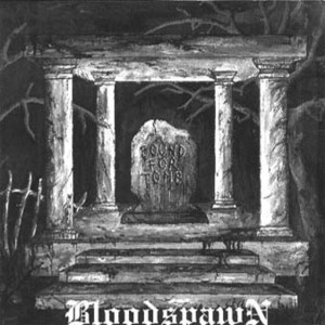 BOUND FOR TOMB - Bloodspawn - CD
