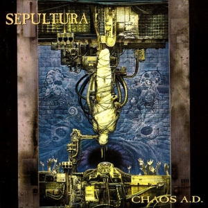 SEPULTURA - Chaos A.D. - CD