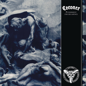"CORONER - Punishment for Decadence - 12""LP"