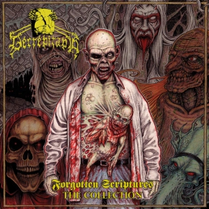 DECREPITAPH - Forgotten Scriptures - CD