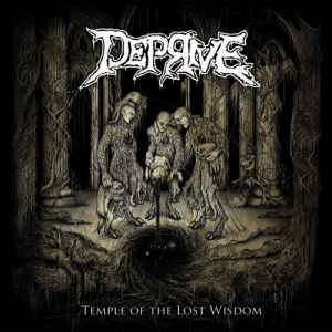 DEPRIVE - Temple of the Lost Wisdom - СD