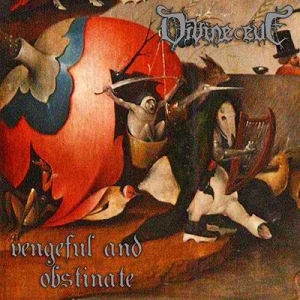 DIVINE EVE - Vengeful & Obstinate - MCD