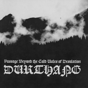 DURTHANG - Passage Beyond the Cold Vales of Desolation - CD