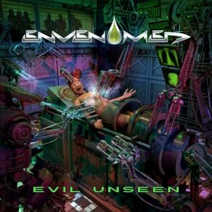 ENVENOMED - Evil Unseen - CD