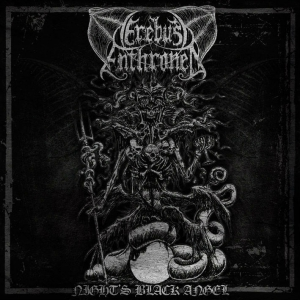 EREBUS ENTHRONED - Night's Black Angel - CD