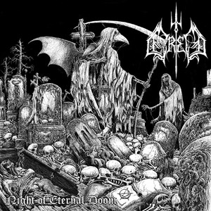 ERED - Night of Eternal Doom - CD