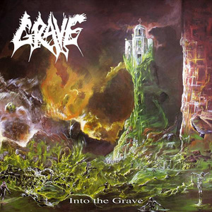 GRAVE - Into the Grave - CD