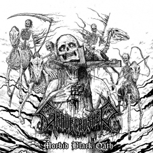 GRAVECRUSHER - Morbid Black Oath - MCD