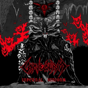 GRAVEWURM - Infernal Minions - CD