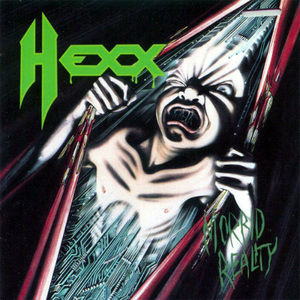 HEXX - Morbid Reality - CD
