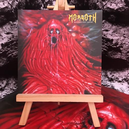MORGOTH - Resurrection Absurd - MCD