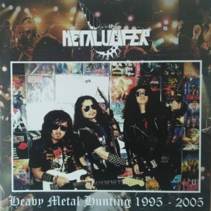 METALUCIFER - Heavy Metal Hunting 95-05 - CD