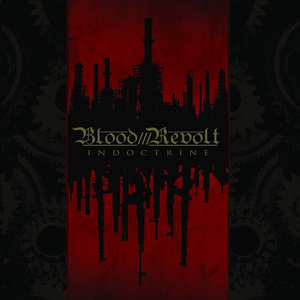 BLOOD REVOLT - Indoctrine - DIGI-CD