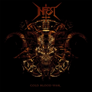 INFEST - Cold Blood War - CD