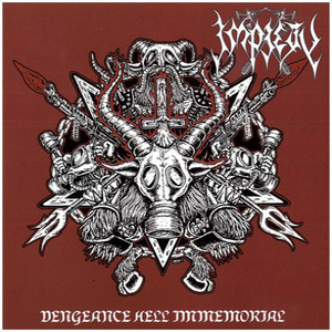 IMPIETY - Vengeance Hell Immemorial - CD