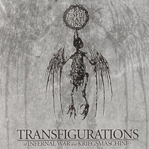 INFERNAL WAR / KRIEGSMACHINE - Transfigurations - CD