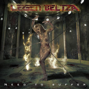 LEGEN BELTZA - Need to Suffer - CD