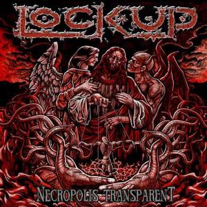 LOCK UP - Necropolis Transparent - CD