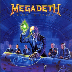 MEGADETH - Rust In Peace - CD