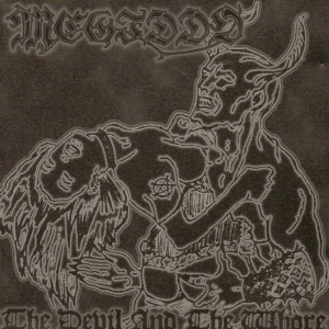 MEGIDDO - The Devil And The Whore - CD