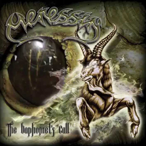 MERESSIN - The Baphomet's Call - CD