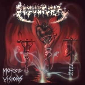 SEPULTURA - Morbid Visions / Bestial Devastation - CD