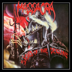 MASSACRA - Signs of the Decline - CD
