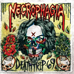 NECROPHAGIA - Deathtrip 69 - DIGI-CD