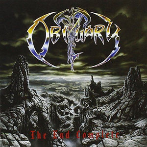 OBITUARY - The End Complete - CD