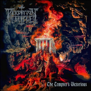 PERDITION TEMPLE - The Tempter's Victorious - CD