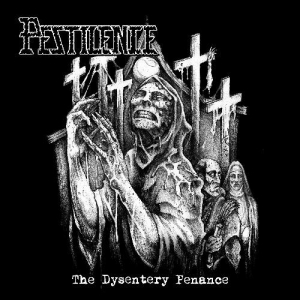 PESTILENCE - The Dysentry Penance - CD