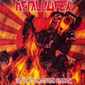 METALUCIFER - Heavy Metal Malaysian Chainsaw - CD