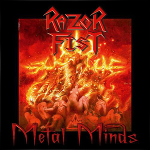 RAZOR FIST - Metal Minds - CD