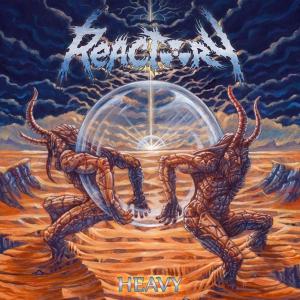 REACTORY - Heavy - CD