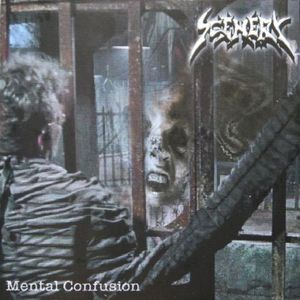 SCENERY - Mental Confusion - CD